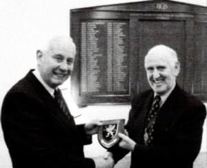 Jim Claney & Walter Dowdall